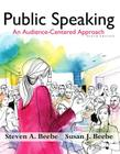 Public Speaking: An Audience-Centered Approach Cover Image