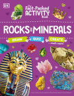 The Fact-Packed Activity Book: Rocks and Minerals (The Fact Packed Activity Book) Cover Image