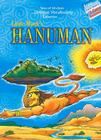 Little Monk's Hanuman [With Stickers] Cover Image