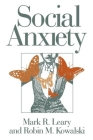 Social Anxiety (Emotions and Social Behavior) Cover Image