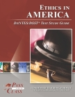 Ethics in America DANTES/DSST Test Study Guide Cover Image