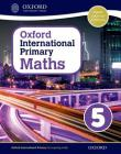 Oxford International Primary Maths Stage 5: Age 9-10 Student Workbook 5 Cover Image