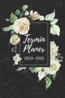 Terminplaner 2019 - 2020: Wochenplaner, Terminkalender für 2019 - 2020, 14 Monate November - Dezember, Timer, Kalender, Jahresplaner, Taschenkal Cover Image