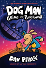 Dog Man: Grime and Punishment: From the Creator of Captain Underpants (Dog Man #9) (Library Edition) Cover Image