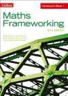 Homework Book 1 (Maths Frameworking) Cover Image