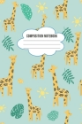 Composition Notebook: Funny Gift For Giraffe Lovers And Everyone Who Love Animals- Notebook, Planner Or Journal For Writing About Hedgehogs Cover Image