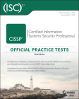 (Isc)2 Cissp Certified Information Systems Security Professional Official Practice Tests Cover Image