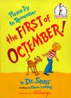 Please Try to Remember the First of Octember! (Beginner Books(R)) Cover Image