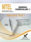 MTEL General Curriculum 03 Practice Test 1 Cover Image