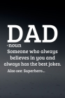 Final Planning Book - Fathers Day Gift Dad Someone Who Always Believes In You Cover Image