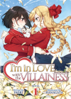 I'm in Love with the Villainess (Light Novel) Vol. 1 Cover Image