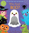Who Said Boo? (Who Said?) Cover Image