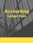 Accounting Ledger Book Cover Image