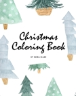 Christmas Coloring Book for Children (8x10 Coloring Book / Activity Book) Cover Image