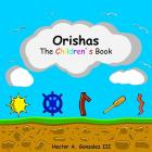 Orishas The Children's Book Cover Image