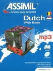 Pack MP3 Dutch with Ease 2011 (Book + 1cd MP3): Dutch Self-Learning Method Cover Image