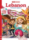 Tiny Travelers Lebanon Treasure Quest Cover Image