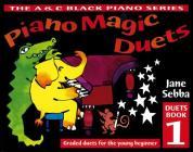 Piano Magic Duets Book 1 Cover Image