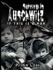 Survival in Auschwitz Cover Image