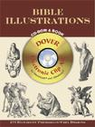 Bible Illustrations CD-ROM and Book (Dover Electronic Clip Art) Cover Image