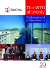 The Wto at Twenty: Challenges and Achievements Cover Image