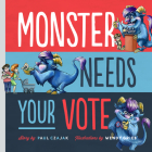 Monster Needs Your Vote (Monster & Me) Cover Image