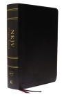 NKJV Study Bible, Imitation Leather, Black, Full-Color, Comfort Print: The Complete Resource for Studying God's Word Cover Image