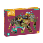 African Safari 300 Piece Shaped Puzzle Cover Image