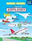 Airplanes (Sticker Stories) Cover Image