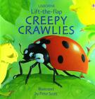 Creepy Crawlies Lift-The-Flap Cover Image