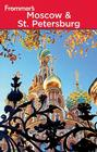 Frommer's Moscow & St. Petersburg Cover Image
