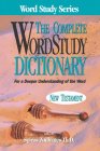 Complete Word Study Dictionary: New Testament Cover Image