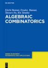 Algebraic Combinatorics Cover Image