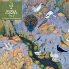 Birds and Flowers 2020 Wall Calendar Cover Image