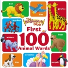 The Beginner's Bible First 100 Animal Words Cover Image