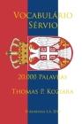 Vocabulario Servio Cover Image