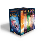 Trials of Apollo, The 5-Book Hardcover Boxed Set Cover Image