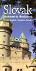 Slovak-English/English-Slovak Dictionary & Phrasebook (Hippocrene Dictionary & Phrasebook) Cover Image