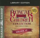 The Boxcar Children Collection Volume 27 (Library Edition): The Mystery at the Crooked House, The Hockey Mystery, The Mystery of the Midnight Dog Cover Image
