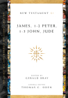 James, 1-2 Peter, 1-3 John, Jude (Ancient Christian Commentary on Scripture #11) Cover Image