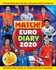 Match! Euro Sticker Diary 2020 Cover Image
