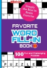 FAVORITE WORD FILL-IN Book 1 Cover Image