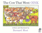 The Cow That Went OINK Cover Image