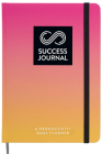 Success Journal / Sunny Pink: A Productivity Goal Planner Cover Image