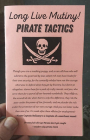 Long Live Mutiny: Pirate Tactics (Punx) Cover Image