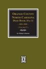 Orange County, North Carolina Deed Books 10 and 11, 1801-1806. (Volume #7) Cover Image