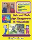 Zeb and Deb Spy Kangaroos and Wallabies: Zeb and Deb Spy Tale Cover Image