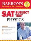 Barron's SAT Subject Test in Physics Cover Image