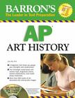 Barron's AP Art History with CD-ROM Cover Image