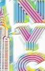 Rainbow ICONIC Chrysler Building Writing Drawing Journal Cover Image